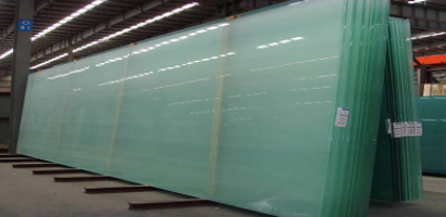 Big Panel Tempered Glass